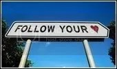 follow ur heart