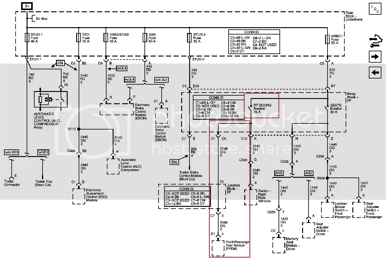 Wiring Harness Diagram Gm Cts