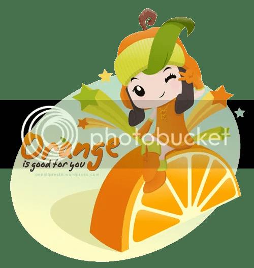 orange is good