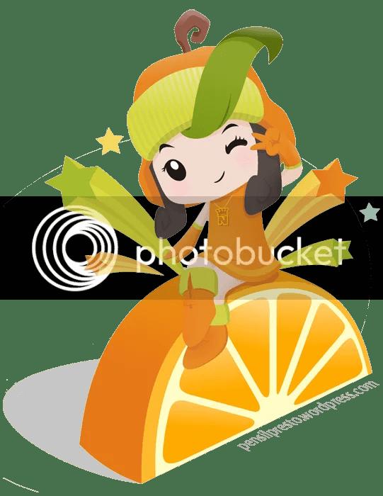 gadis jeruk