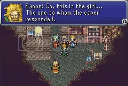 Banon develops a deep familial bond with Terra