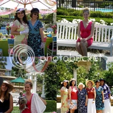 Mad Hatter Tea Bridal Shower... (6/6)