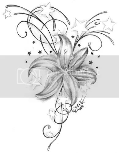 This is a gorgeous tattoo!!! The only thing that I would change are the
