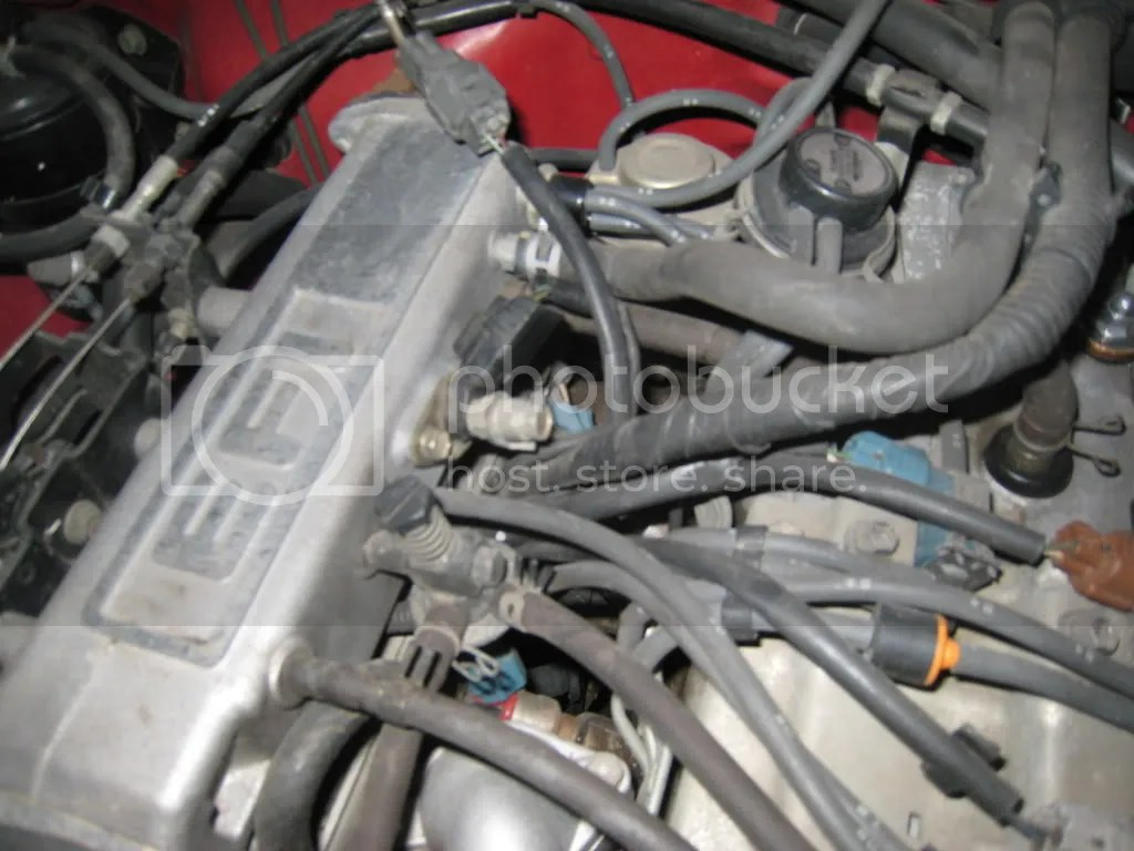 1994 Toyota Pickup Fuel Filter Location 94