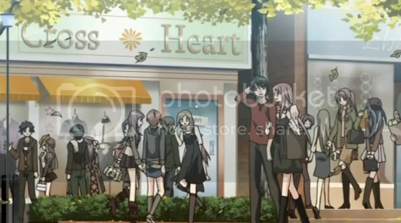 Cross * Heart Shop~