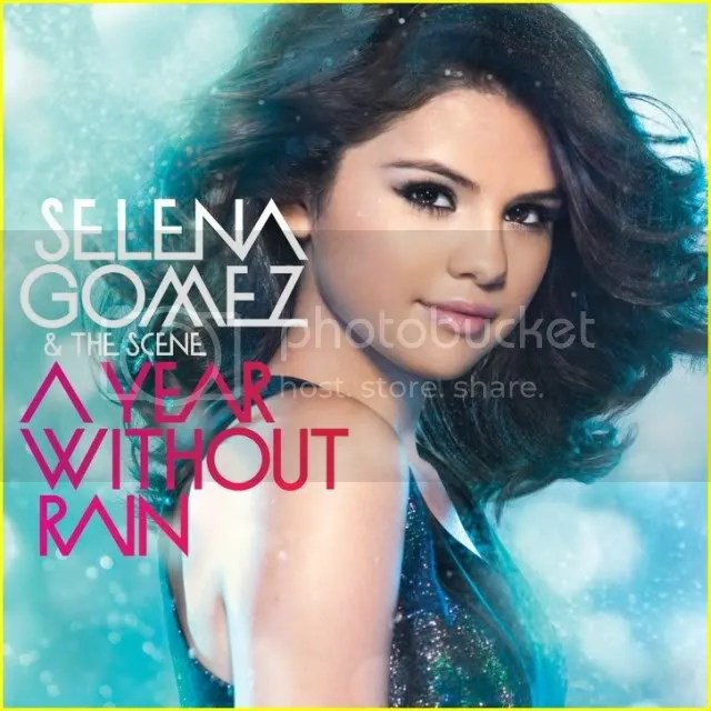 Selena Gomez's New Album Cover and Tracklisting