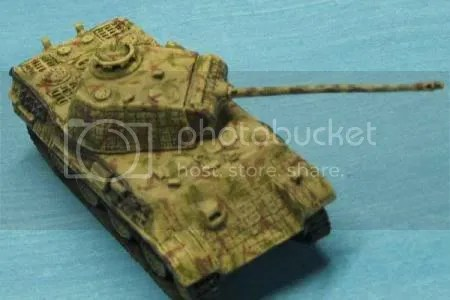 Panther G / 3 Colour