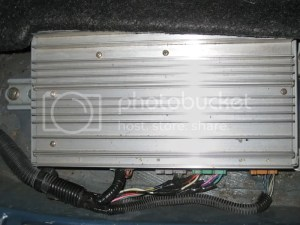 1999 Lexus GS 300 STOCK AMP WIRING INSTRUCTIONS?? PIC'S