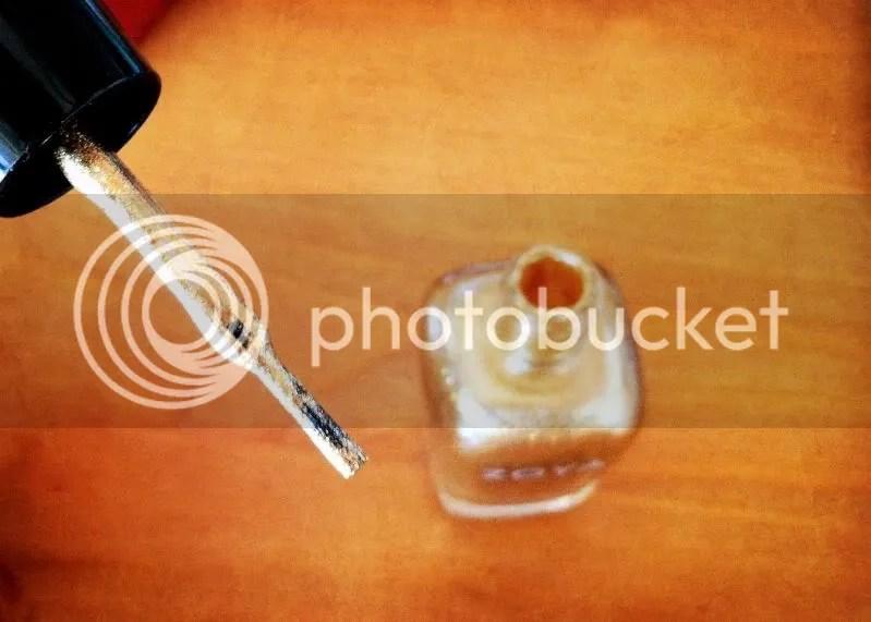 Zoya nail polish brush