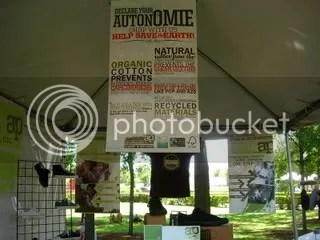 Autonomie's Booth!