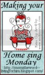 Making Your Home Sing Monday!