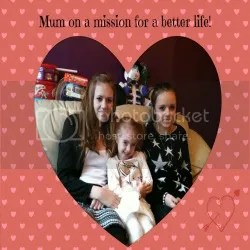 Mum on a mission for a better life