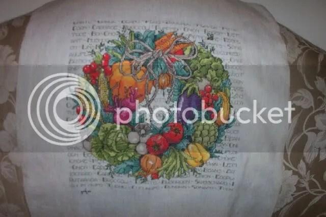 Veggie Wreath