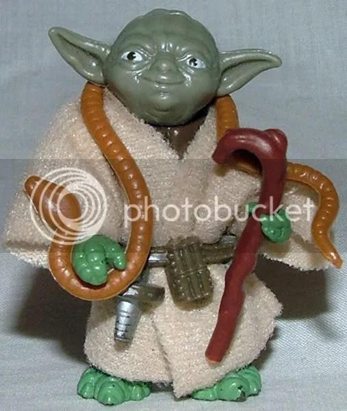 Grey Head Yoda (Have seen similiar versions on 48 backs).