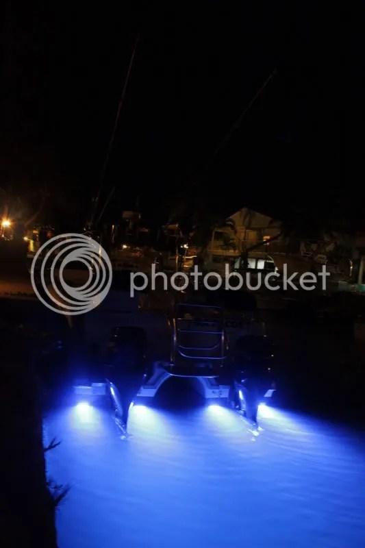 Led Boat Plug Light