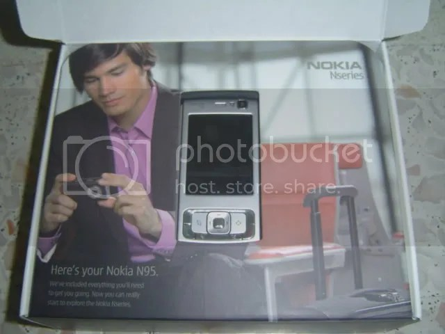 Nokia N95 1.