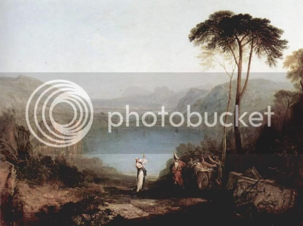 Joseph_Mallord_William_Turner_004.jpg Lago d'Averno: Enea e la Sibilla Cumana picture by orsosognante