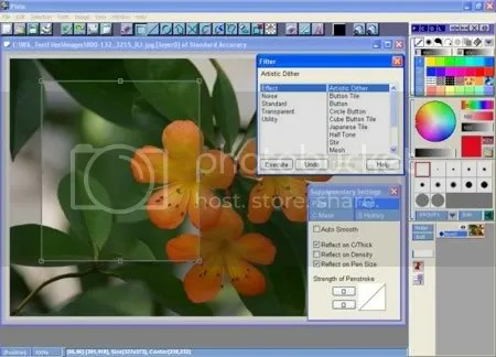 pixia 12 Software Gratis Pengganti Photoshop