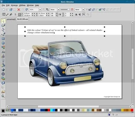 xaraxtreme 12 Software Gratis Pengganti Photoshop