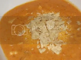 Chicken Enchilada Soup Pictures, Images and Photos