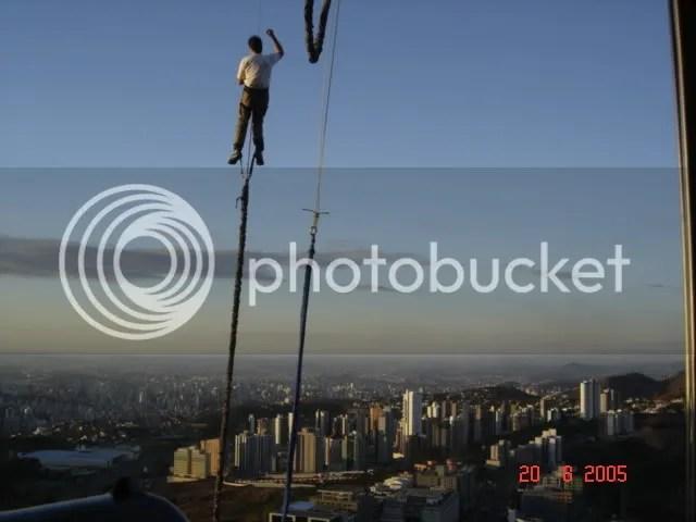 Bungee Jumping em Alta Vista MG