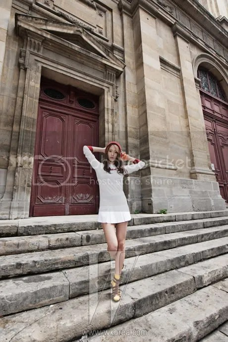 Tạp chí W Korea tiết lộ thêm nhiều hình ảnh các nghệ sĩ SM tại Paris (TVXQ, Suju