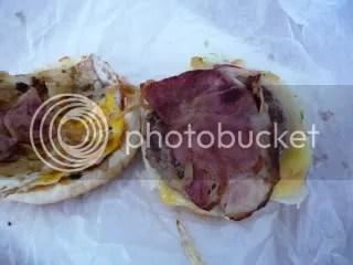 Bacon.  Mmmmm. Bacon. Note its Aussie bacon.