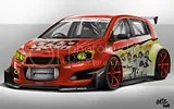 Aveo Time Attack Red Wheels photo Chevrolet_Aveo_TimeAttack_zps345ac0d7.jpg