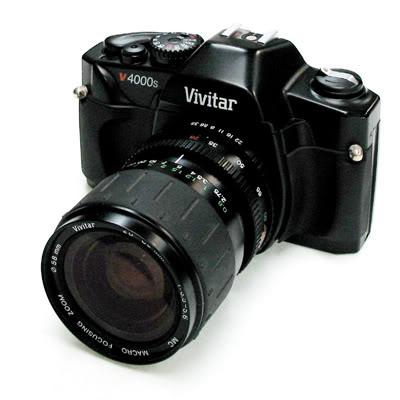 Vivitar V4000S