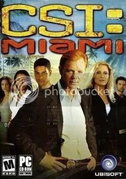 FREE CSI: MIAMI GAME DOWNLOAD