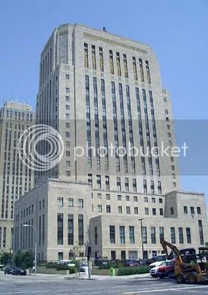 Jackson County Courthouse, Kansas City, Missouri