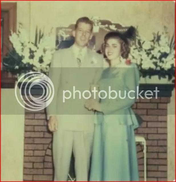 Earl and Aldines wedding