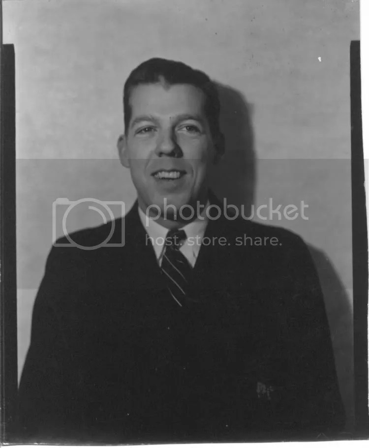 Earl at San Bernardino, circa 1946
