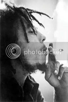 Bob Marley by Dennis Morris