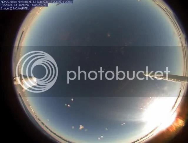 NOAA North Pole webcam #3