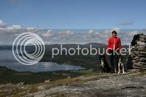 Ved Boka, Krakfjellet, Hermannsnasa og Feren i bakgrunnen
