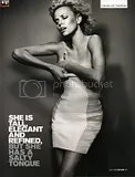 Charlize Theron - Vincent Peters Photoshoot - GQ Magazine July 2008