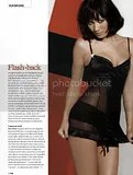 Hollywood Celebrity - Olga Kurylenko - FHM Scans