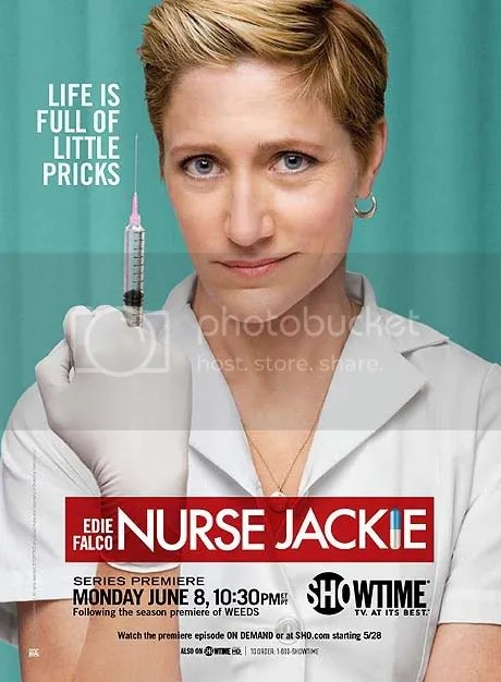 nurse jackie photo: Nurse Jackie nurse_jackie_poster.jpg