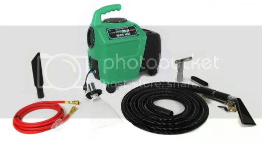 Chemical Guys Extractor Durrmaid Basic 1500 Hot Water