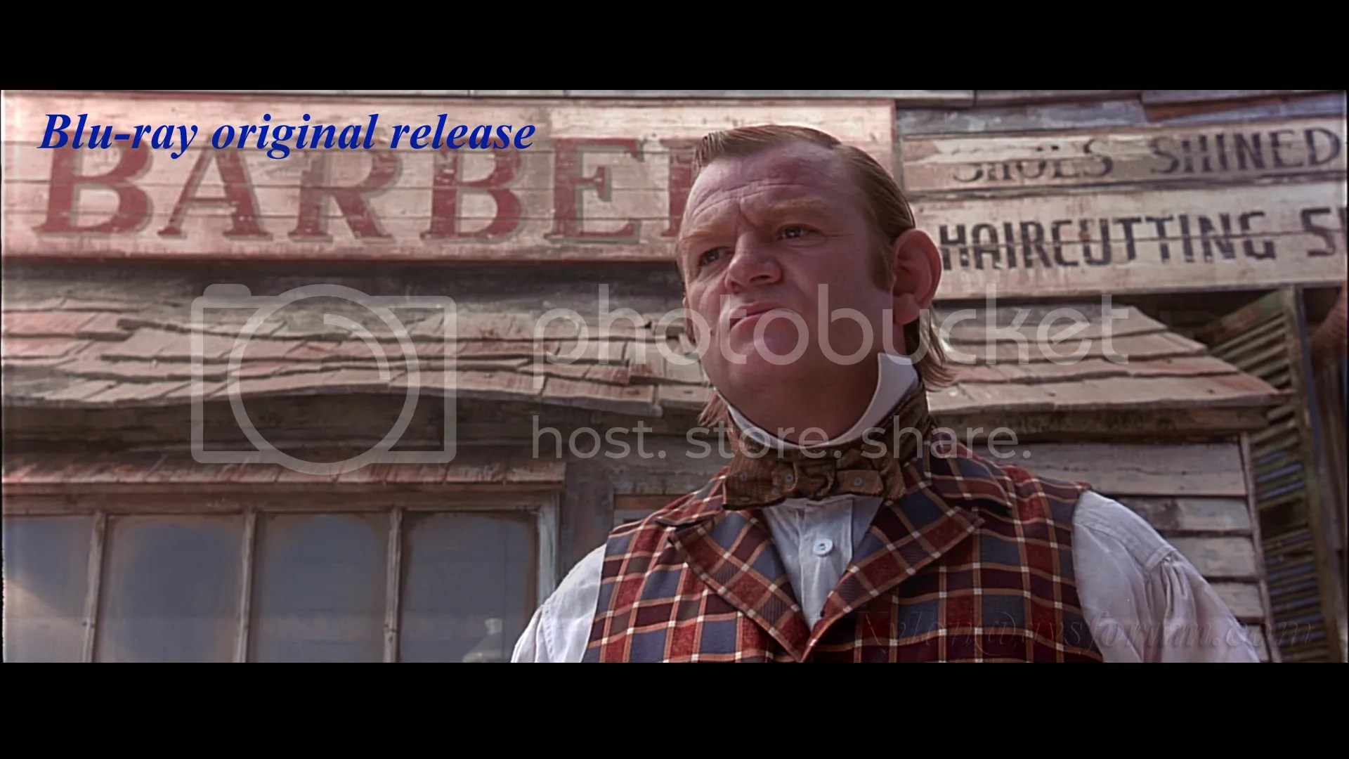 Gangs Of New York Comparison With Remastered Version