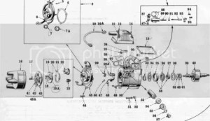 Firing Order Diagram For Farmall H Tractor Engine Wiring
