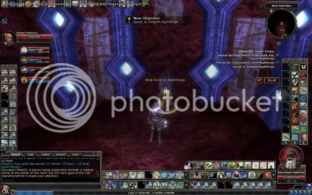 Erdrique confronting King Dolgrim Nightforge photo ErdriqueconfrontingKingDolgrimNightforge_zpsd00c4853.jpg