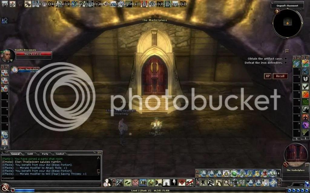 Hammy prepping for Osgood's basement photo HammypreppingforOsgoodsBasement_zps14375e51.jpg