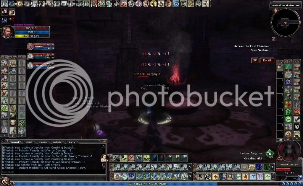 Fighting the spectral enemies in the Shadow Lord photo FightingtheetheralenemiesintheShadowLord_zps7c211de7.jpg