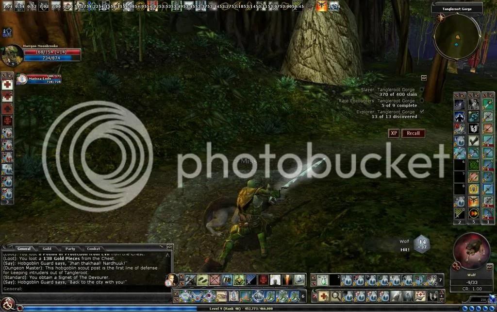 Harrgon silencing the enemies of Tangleroot Gorge photo HarrgonsilencingtheenemiesofTanglerootGorge_zps7adbe251.jpg