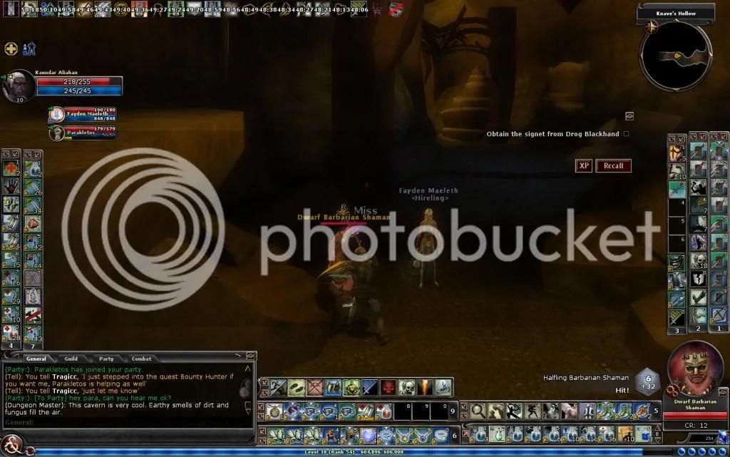 Kanndar taking down a dwarf barbarian shaman in the Bounty Hunter photo Kanndartakingdownadwarfbarbarianshaman_zps0df19ad2.jpg