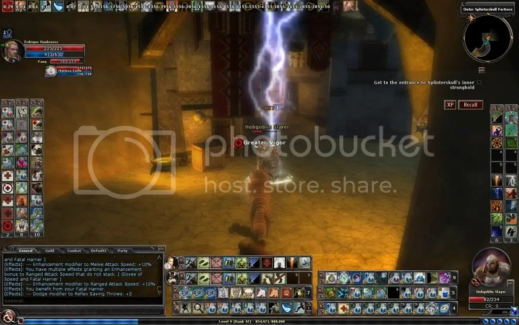 Salt ray and call lightning in action photo Saltrayandcalllightninginaction_zps121c459e.jpg