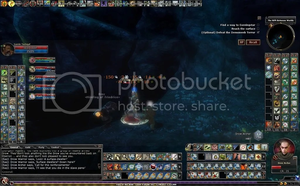 photo Garrrin taking on a drow in the Rift_zpsp44dkv1u.jpg