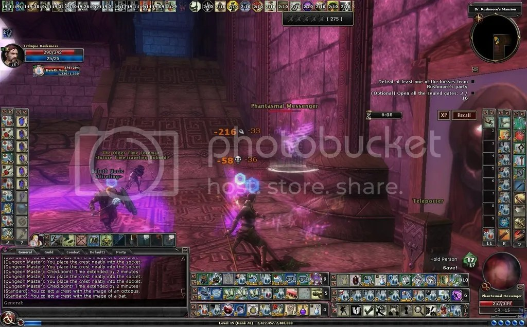 photo Hunting the enemies in Dr. Rushmores Mansion_zpsagnztkrh.jpg